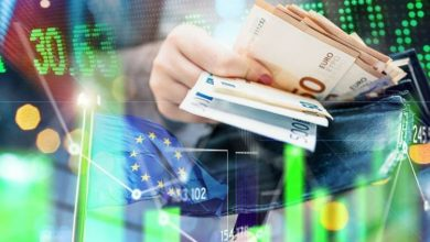Pound to euro exchange rate rises again after