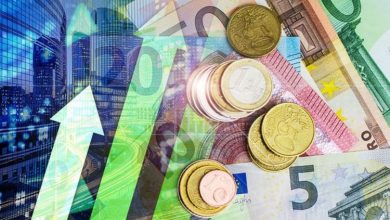Pound to euro exchange rate rises further &