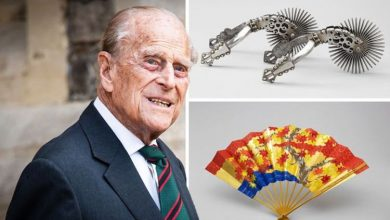 Prince Philip: Incredible gifts Duke of Edinburgh given on his many travels pictured