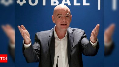 Qatar World Cup games will play to full stadiums, FIFA boss says | Football News - Times of India