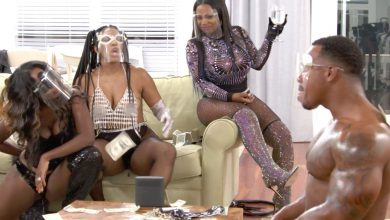 RHOA Recap: The Ladies Get Wild At Cynthia's Dungeon-Themed Bachelorette Party With Stripper Bolo As Kenya And Marlo Call A Truce On Years Long Beef