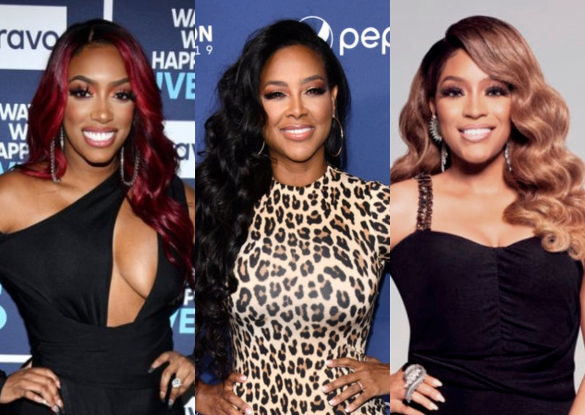 "RHOA's Porsha Williams Slams Kenya as ""Miserable"" and Disses Her Body as 'Lumpy as Kenya Shades Her as a 'Real H**,' Plus Drew Addresses Bolo Dating Rumors"