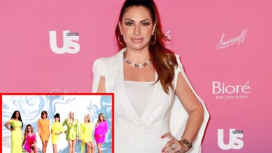 RHONJ Star Jennifer Aydin Throws Shade at RHOBH Cast and Confirms Her Mom is No Longer Speaking to Her, Plus She Offers Update on Parents