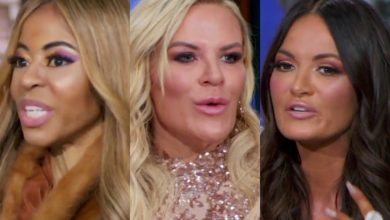 RHOSLC Reunion Part 2 Recap: Mary Addresses Marriage to Her Step-Grandfather and Audio Tape of Her Chastising Congregants; Heather and Lisa Fight About How Long They