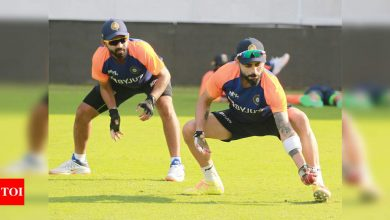 Rahane fulfilled his responsibility with flying colours, our relationship is based on trust: Kohli | Cricket News - Times of India