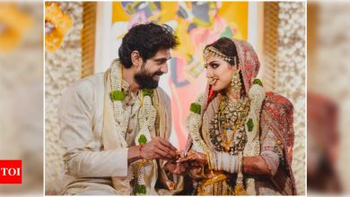 Rana Daggubati on his lockdown wedding: The whole thing felt extremely personal and nice - Times of India