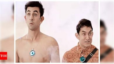 Ranbir Kapoor to take the story of Aamir Khan starrer 'PK' forward in the sequel - Times of India