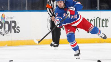 Rangers' Tony DeAngelo options after defenseman cleared waivers
