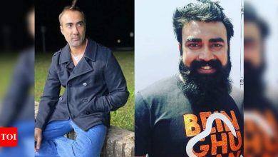 Ranvir Shorey mourns the demise of Sandeep Nahar, stresses on the 'pressures behind the screen' - Times of India