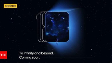 Realme 8:  Realme teases device launch with 108MP camera, could be Realme 8 - Times of India