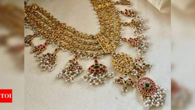 Repurposing jewellery: Catch the new trend! - Times of India