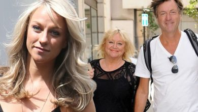 Richard Madeley and Judy Finnigan's daughter Chloe admits their marriage is 'not normal'