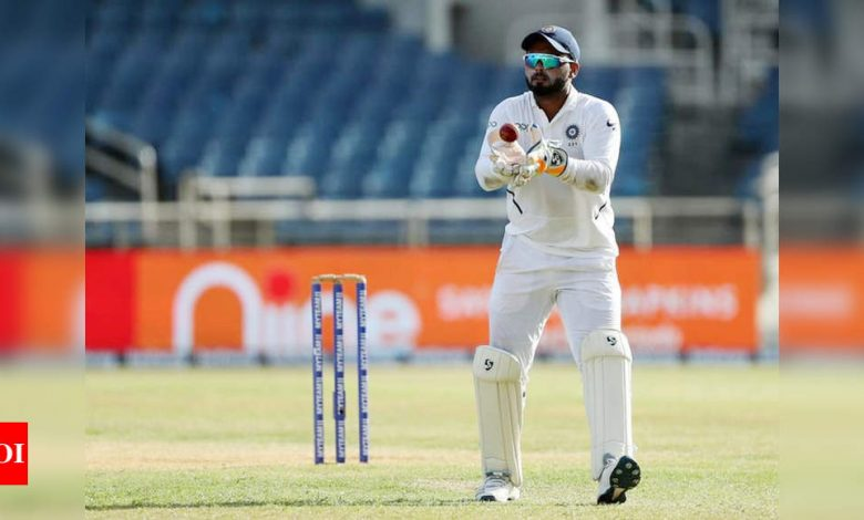 Rishabh Pant:  Can the talented Rishabh Pant continue to deliver as both batsman and keeper? | Cricket News - Times of India