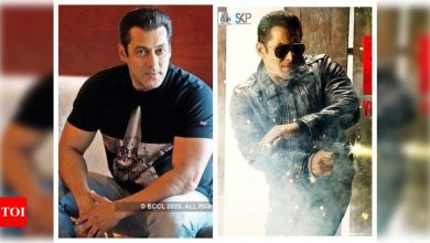 Salman Khan opens up about releasing 'Radhe: Your Most Wanted Bhai', says it is not a good thing that theatres are closing down - Times of India