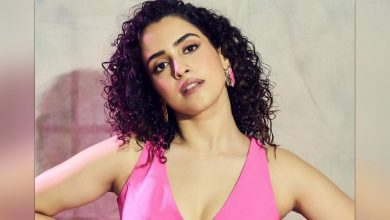Sanya Malhotra has dropped some searing hot pictures of herself on social media, will leave your jaws on the floor,see photos