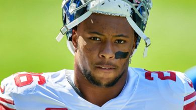 Saquon Barkley: Torn ACL was 'weakest moment of my life'