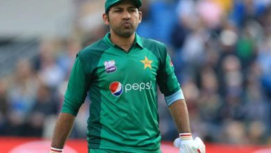 Sarfaraz Ahmed Hits Back at Mohammad Hafeez after Latter