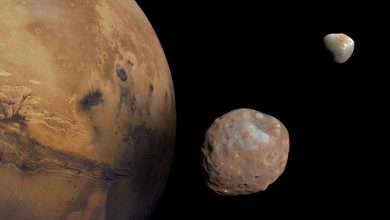 Scientists detect water vapour escaping high into the atmosphere from Mars