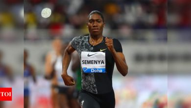 Semenya files lawsuit in European Court against testosterone rule   More sports News - Times of India