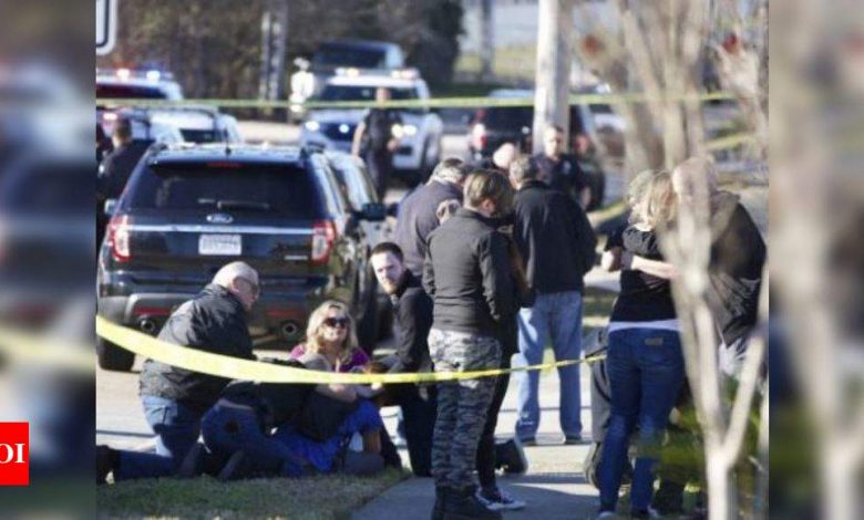 Sheriff: 3 dead in gun store shooting in New Orleans suburb - Times of India