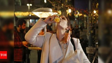 Shots bar: Israelis offered drinks on the house with their vaccine - Times of India
