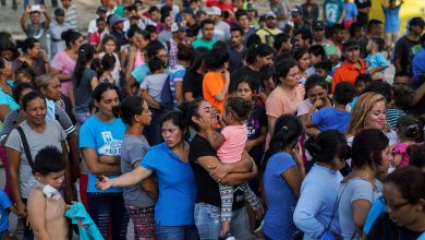 Some Asylum-Seekers Waiting in Mexico to Be Allowed in US