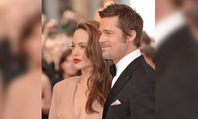 When Angelina Jolie Stole Brad Pitt