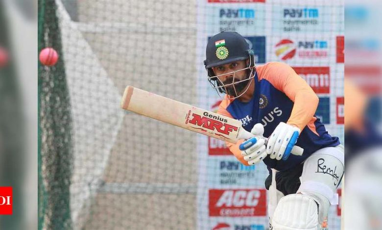 Spinners will come into play for sure but pacers can't be ignored either in pink-ball Test: Virat Kohli | Cricket News - Times of India