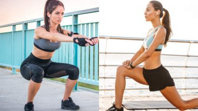 Squats vs. Lunges: What's better for toning your legs?  | The Times of India