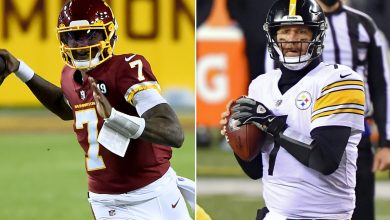 Steelers 'excited' about Dwayne Haskins amid Ben Roethlisberger uncertainty