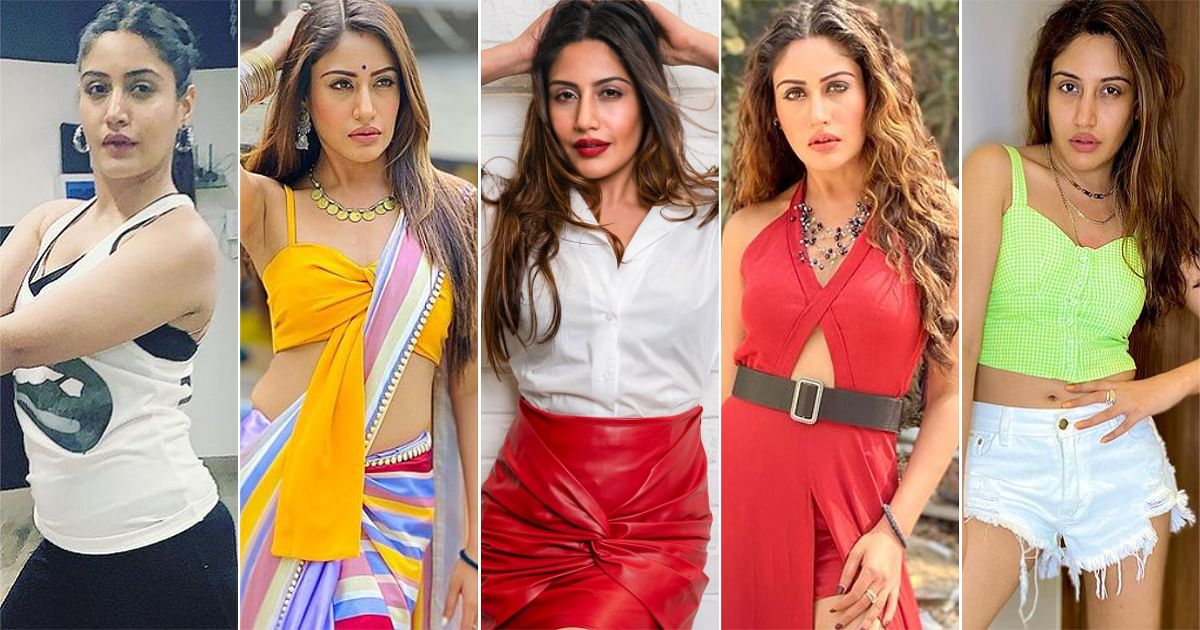 Breakfast To Dinner Outfit Ideas Ft. Surbhi Chandna