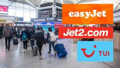 TUI, easyJet Jet2 holidays and flights cancelled until May but summer bookings surge