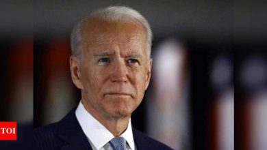 Taiwan expresses 'admiration' for Biden concern in Xi call - Times of India