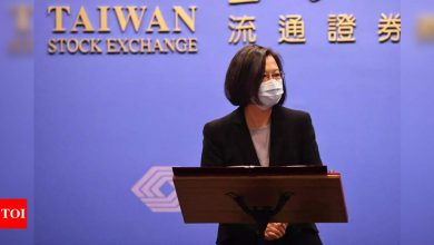 Taiwan says ties with US strong amid threats from China - Times of India