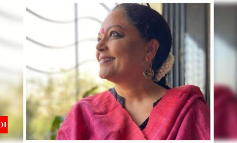 Tanvi Azmi is glad to see female actors of her age group are getting good work - Times of India