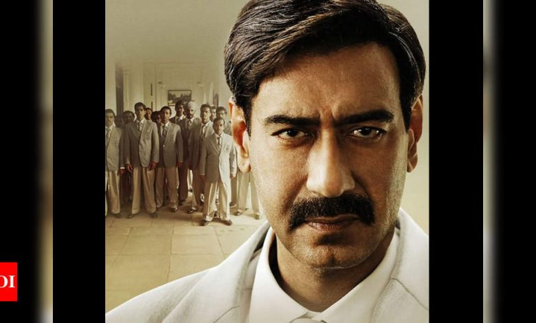 The final shoot of Ajay Devgn starrer 'Maidaan' to begin on 14th February - Times of India
