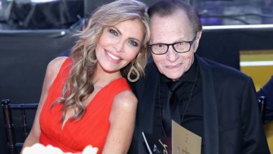 The long history of Larry King's women and the money he left them