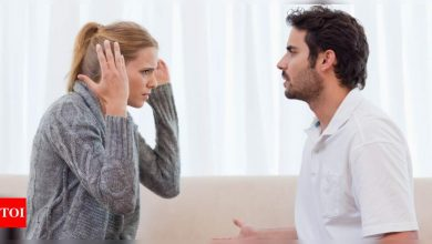 The question you need to ask your partner to diffuse an argument - Times of India