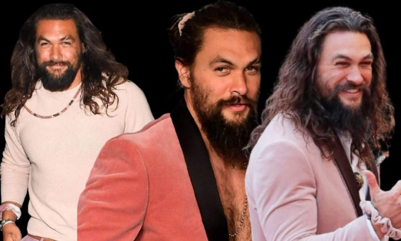 This V-Day, take inspo from Jason Momoa to dress up in pink  | The Times of India