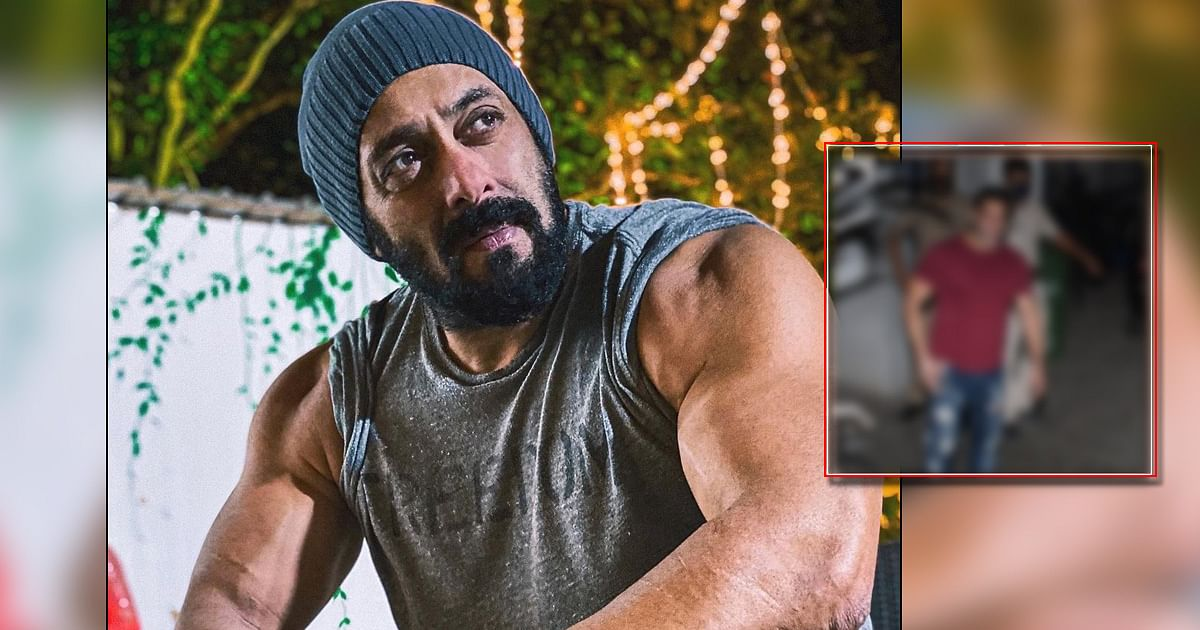 Salman Khan's Grey Stubble Is His New Look For Tiger 3?