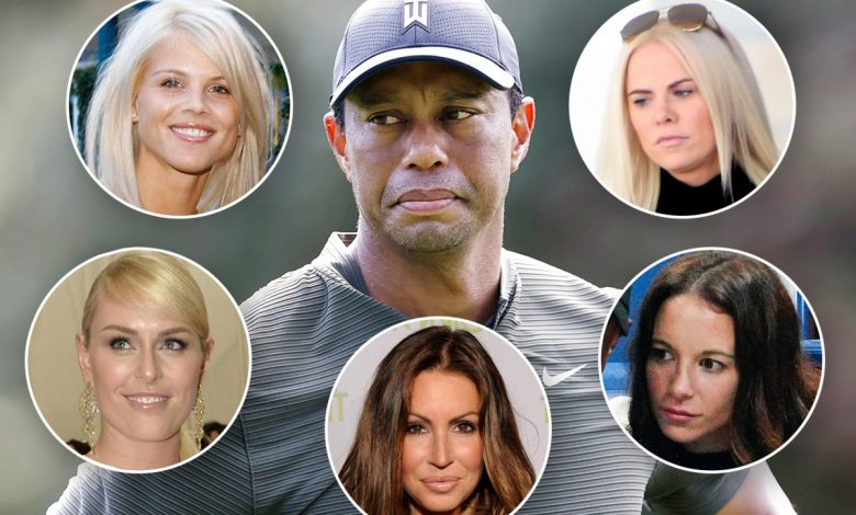 Tiger Woods' relationship history: His girlfriends, mistresses and wife