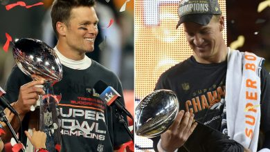Tom Brady's latest Super Bowl run fueled by Peyton Manning feat