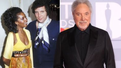 Tom Jones' wife threatened to castrate him after Mary Wilson affair in final ultimatum