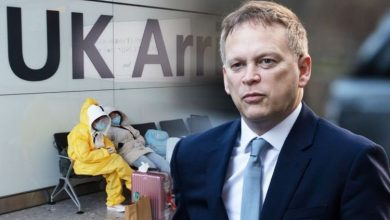 UK holidays latest: Grant Shapps vows to NOT close borders fully - 'would be pretty shaky'