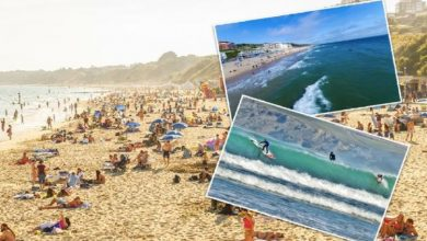 UK's 'best beaches' crowned with Dorset and Cornwall coming out on top