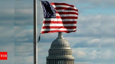 US concerned by China's ongoing attempts to 'intimidate' neighbours: White House | India News - Times of India