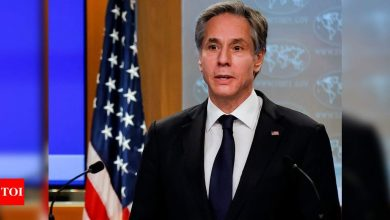 US vows to 'hold accountable those responsible' for Arbil attack - Times of India