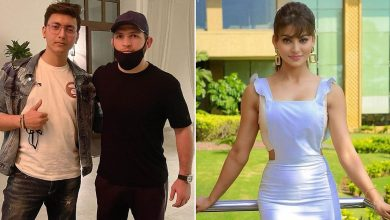 Urvashi thanks UFC star Khabib Nurmagomedov for attending her pre-birthday bash