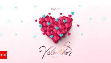 Valentine's Day: 10 poems to share with your love - Times of India