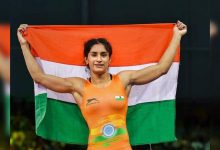 Vinesh Phogat returns to mat with gold in Kiev tournament, pins rival in final   More sports News - Times of India